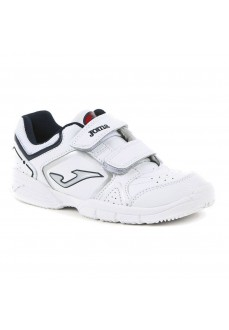 Zapatillas Joma W.School Junior 706 Blanco/Rojo