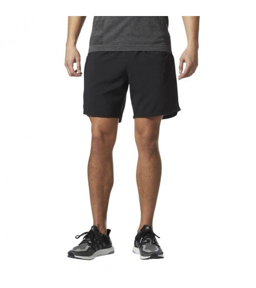 Pantalón corto Adidas Negro/Fluorescente | scorer.es