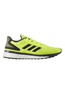 Zapatillas Adidas Response Amarillo fluorescente