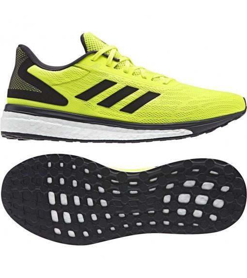 Zapatillas Adidas Response Amarillo fluorescente | scorer.es