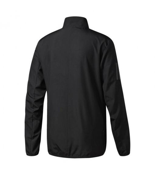 Adidas Response Wind X Treme Black Sweatshirt | Running T-Shirts | scorer.es
