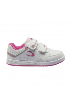 Zapatillas John Smith Cetervel Blanco/Fucsia