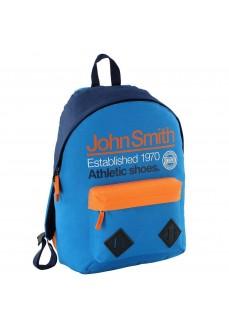 Mochila John Smith Azul M17204 REAL