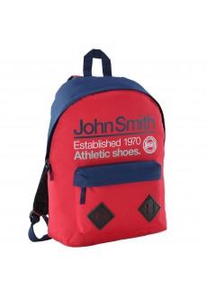 Mochila John Smith Rojo | scorer.es