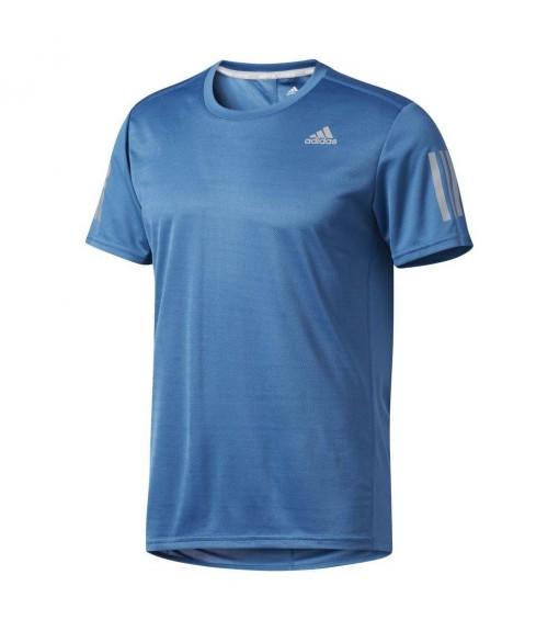 Camiseta de running Adidas Azul | scorer.es