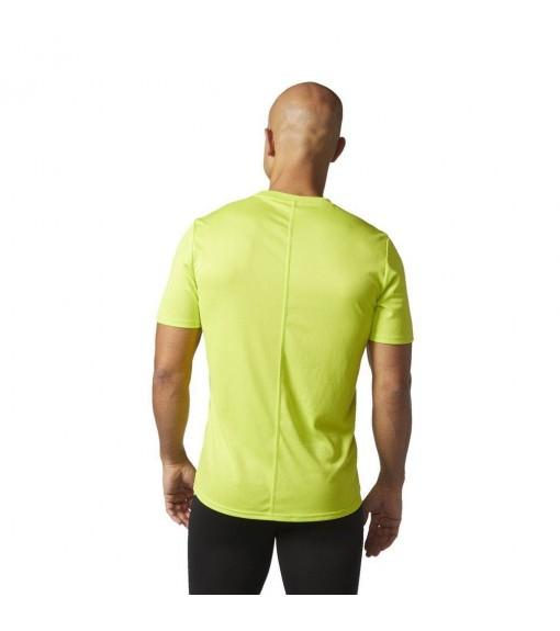 Adidas Running T-Shirt Fluorescent | Running T-Shirts | scorer.es