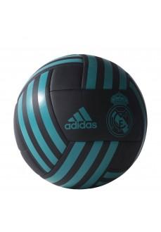 Balón de fútbol Adidas Real Madrid Negro/Turquesa