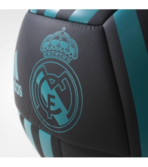 Balón de fútbol Adidas Real Madrid Negro/Turquesa | scorer.es
