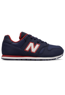 Zapatillas New Balance Lifestyle Cordon Junior Marino