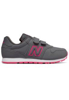 Zapatillas New Balance Lifestyle Velcro Junior Kv500