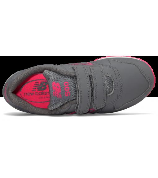 Zapatillas New Balance Lifestyle Velcro Junior Kv500   scorer.es