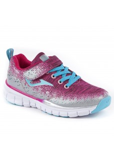 Zapatillas Joma Galaxy Junior Fucsia
