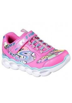 Zapatillas Skechers rosa para niño/niña