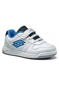 Zapatillas Lotto Set Ace Blanco/Azul | scorer.es