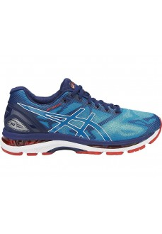 Zapatillas Asics Tiger Gel Nimbus 19 Azul/Blanco