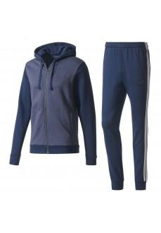Chándal Adidas con capucha Energize Azul/Marino