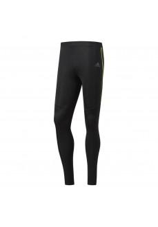 Mallas de running Adidas Negro
