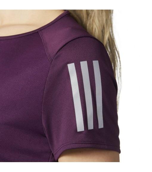 Camiseta de running Adidas morada | scorer.es