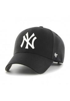 Gorra New York Yankees 47 Brand Negro/Blanco