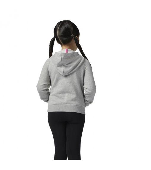 Reebok Girl's Hooded Sweatshirt   Sweatshirt/Jacket   scorer.es