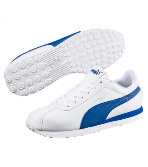 Zapatillas Puma Turin Blanco/Azul | scorer.es