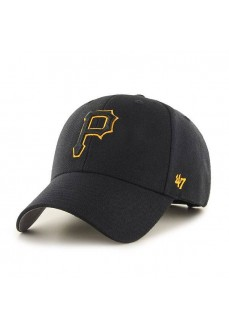 Gorra Pittsburgh Pirates Sure Shot 47 Brand Negro