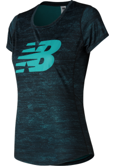 Camiseta New Balance Accelerate Graphic