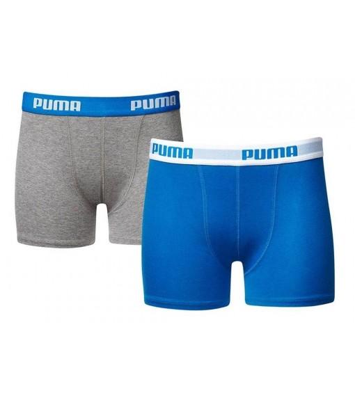 Puma Basic Boxer 2 Pack 525015001-417 | Ropa Interior | scorer.es