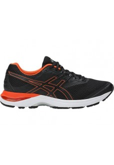 Zapatillas Asics Tiger Gel Pulse 9 Negro/Rojo