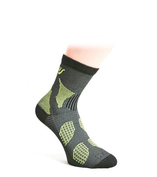 Altus Black Socks | Trekking accessories | scorer.es