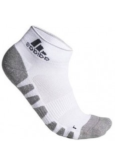 Adidas White/ME Ankle-Sock