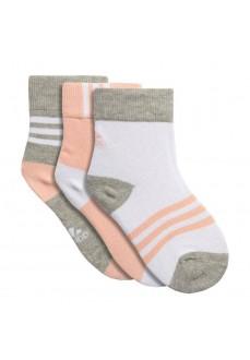 Adidas Kids' Socks 3 Pack | Socks | scorer.es