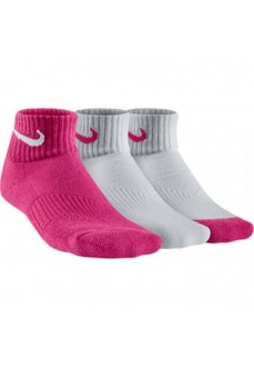 Calcetines Nike Cushion Quarter Pack 3 SX4722-926
