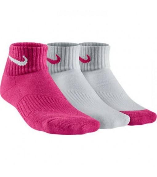 Nike Cushion Quarter Pack 3 Socks | Socks | scorer.es