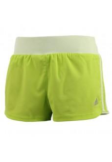 Pantalón corto Adidas Verde