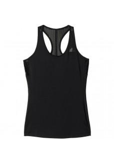 Camiseta de tirantes Adidas Athletic Negro | scorer.es