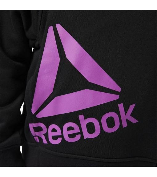 Sudadera Reebok con capucha Negro | scorer.es