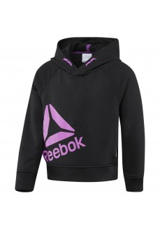 Reebok Black Hooded Sweatshirt | Sweatshirt/Jacket | scorer.es