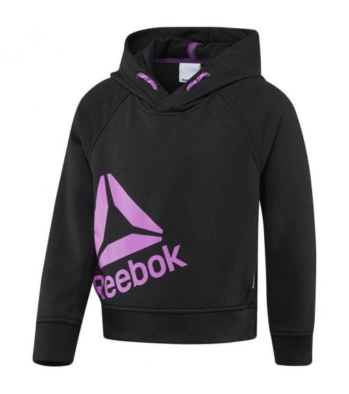Reebok Black Hooded Sweatshirt | Sweatshirt/Jacket | scorer.es