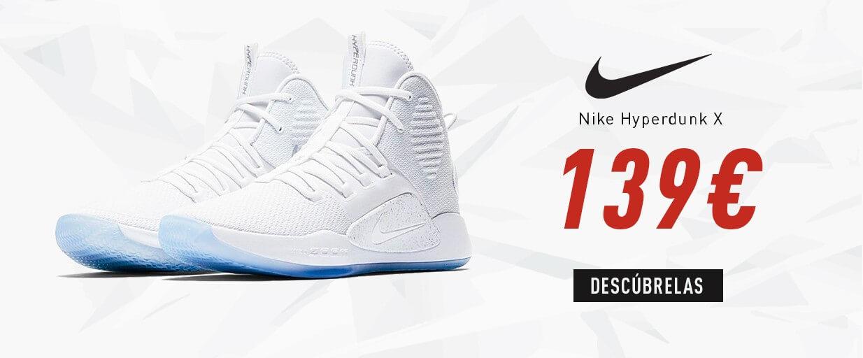Zapatilla Nike Hyperdunk X AO7893-101