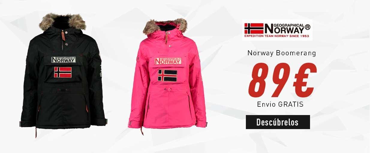 Norway Boomerang